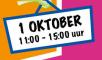 Open huizen route, zaterdag 1 oktober!